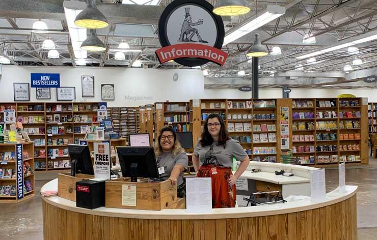 Half Price Books - HPB Flagship - Dallas, TX
