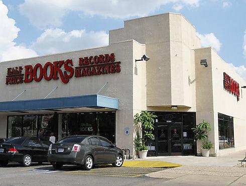 Half Price Books - HPB Montrose - Houston, TX