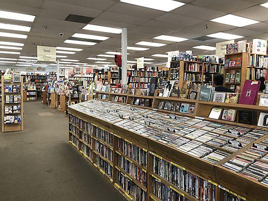 Half Price Books Tacoma Hours