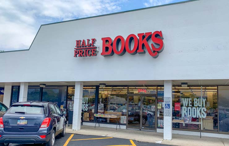 Half Price Books Hpb North Olmsted North Olmsted Oh